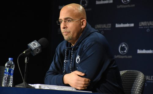 James Franklin Issues Statement Following George Floyd's Death