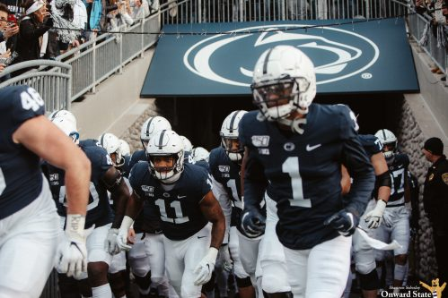 Penn State Football Ranked No. 13 In AP Top 25 Poll