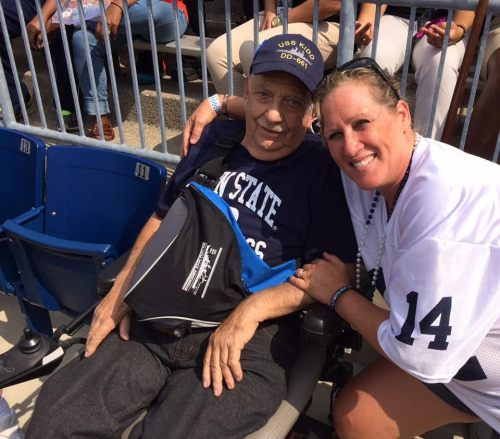 From Seatmates To Family: How Beaver Stadium Helped Two Worlds Collide