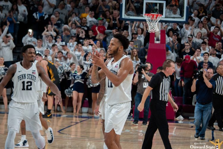 Penn State Hoops Surges To No 14 In Espn College Basketball