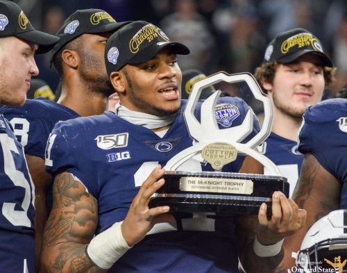 James Franklin Confirms Micah Parsons Won't Return To Penn State Football