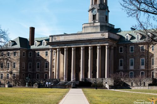 Penn State Urges Students Not To Return To State College