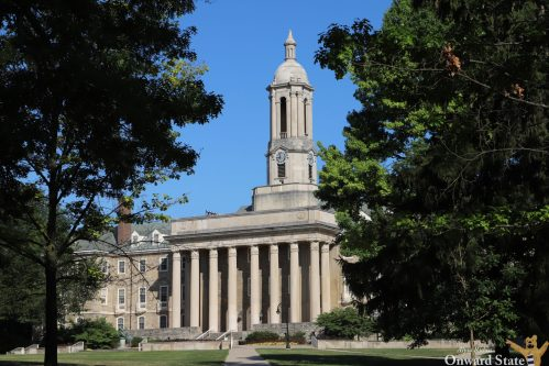 [Live Blog] Penn State's Second Fall Semester Town Hall