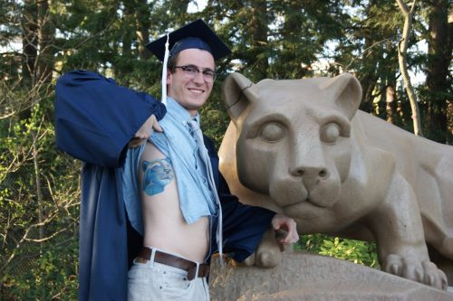 Your Best Penn State Tattoos
