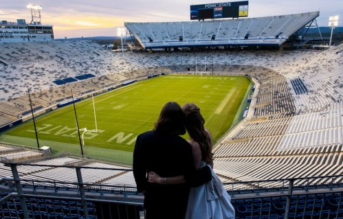 The Best Of Your Penn State Weddings…Again: Part One