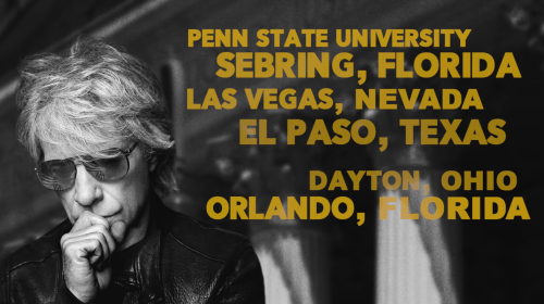 Bon Jovi References Penn State On New Album