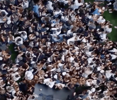 Videos Surface Appearing To Show Large-Scale Penn State Football Apartment Parties