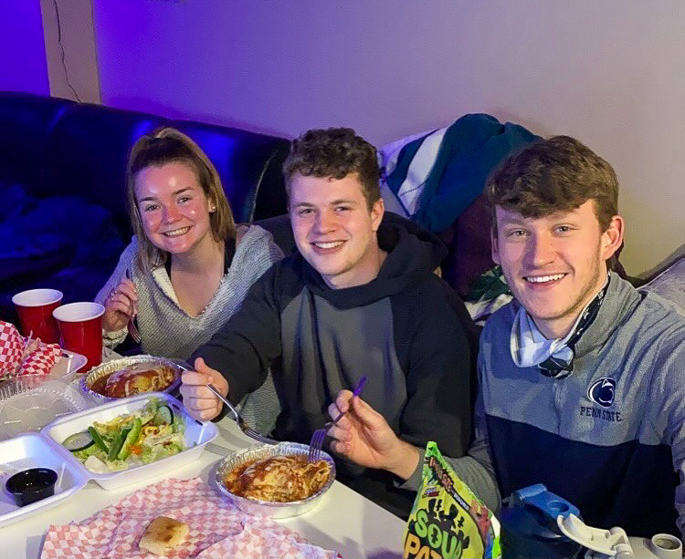 'The Zagnaboys': Inside Three Penn State Students' Love Of Lasagna