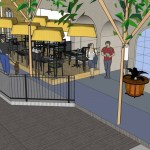Seasonal 'Pedlet' Proposed To Support Outdoor Dining Area At Pickle's