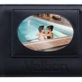 Cortina Leather Mini Brag Book Photo Wallet, Price/piece