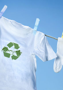 Get Your Laundry Clean and Stay Green