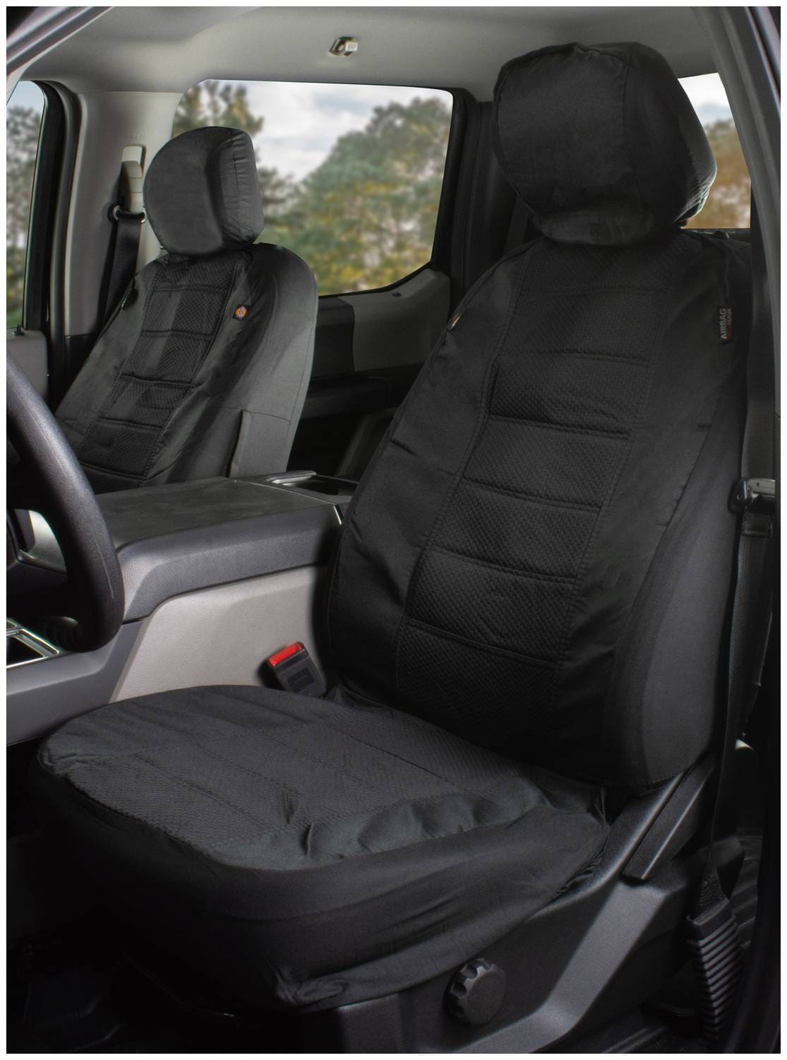 Dickies Heavy Duty Seat Covers : dickies, heavy, covers, Black, Dickies, Heavy, Bench, Protector, Interior, Accessories