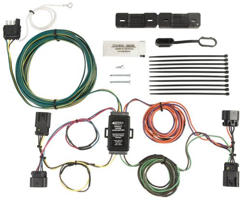 hopkins wiring harnesses towing solutions trailer harness kit alpine tundra food chain diagram installation 56102 | o'reilly auto parts