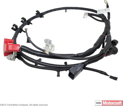 Ford edge battery cables