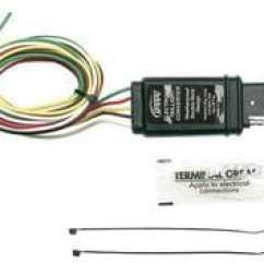 Hopkins Wiring Harnesses Towing Solutions Trailer Harness Kit Diagram For Warn A2000 Winch List: Connectors, & (universal) | O'reilly Auto Parts