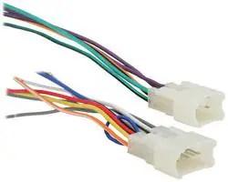 1993 gmc sonoma radio wiring diagram sony xplod cdx gt350mp harness o reilly auto parts metra electronics turbowire