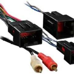 1993 Gmc Sonoma Radio Wiring Diagram Cross Functional Harness O Reilly Auto Parts Metra Electronics