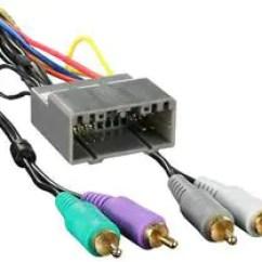 1993 Gmc Sonoma Radio Wiring Diagram Split Type Ac Harness O Reilly Auto Parts Metra Electronics Turbowire
