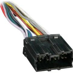 1993 Gmc Sonoma Radio Wiring Diagram 1995 Ford Explorer Harness O Reilly Auto Parts Metra Electronics Turbowire