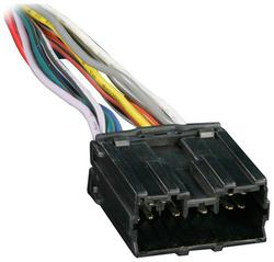 1993 gmc sonoma radio wiring diagram electronic number lock circuit harness o reilly auto parts metra electronics turbowire