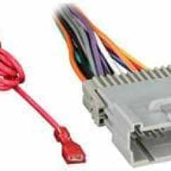 1993 Gmc Sonoma Radio Wiring Diagram 2007 Nissan Sentra Fuse Box Harness O Reilly Auto Parts Metra Electronics Turbowire