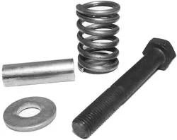 exhaust bolt stud spring o reilly