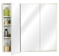 Zenith M36 Beveled Edge Mirrored Frameless Tri
