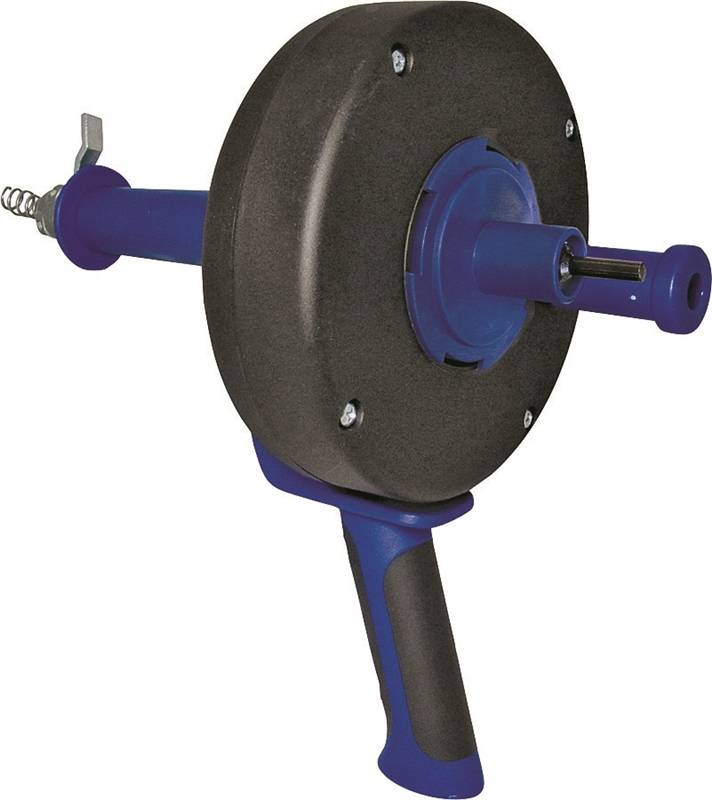 Cobra 86150 Drain Drum Auger, For Use With Clearing Sink