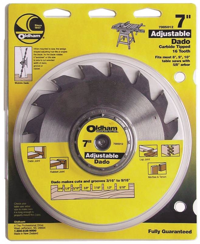 9 Radial Arm Saw Blade
