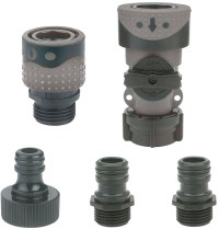Gilmour 2939Q Connector Starter Kit, 5 Pieces
