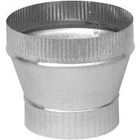 Imperial GV1419 Taper Stove Pipe Increaser, 4 X 5 in ...