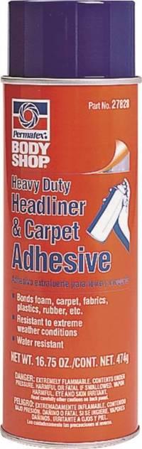 Body Shop 27828 High-Strength Heavy Duty Headliner and ...