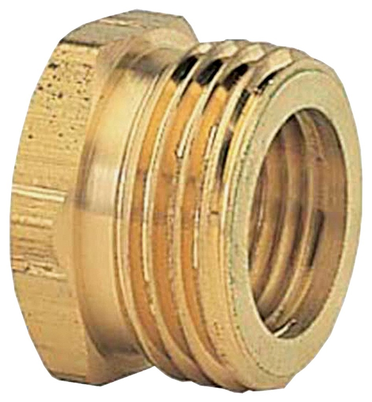 Gilmour 7MP7FH Hose Connector, 3/4 X 3/4 in, MPT X FHT