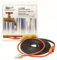 Easy Heat AHB Pipe Heating Cable With Thermostat, 40 ft ...