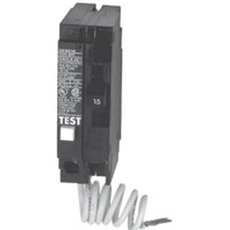 Mes Qf250 Gfci Miniature Circuit Breaker 120 240 Vac 50 A 2 P 10