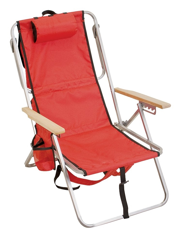 backpack chairs bedroom chair ideas 5 position case of 6 rio brands sc627 3234 og