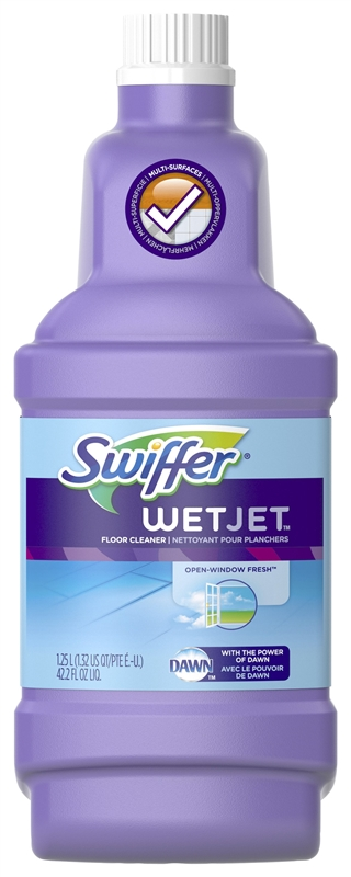 Swiffer 23679 MultiPurpose Floor Cleaner 125 l Bottle