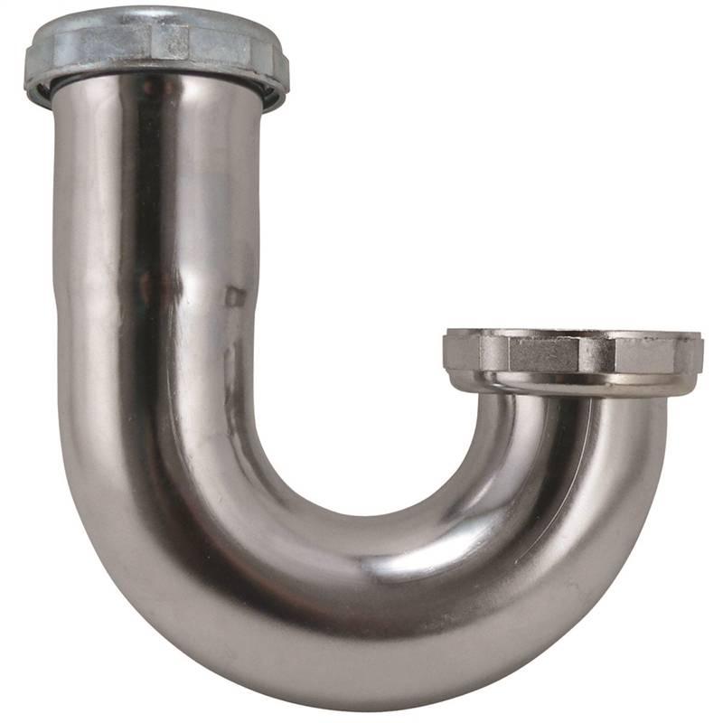 Plumb Pak PP20207 Sink Trap JBend With Captured Nut 11