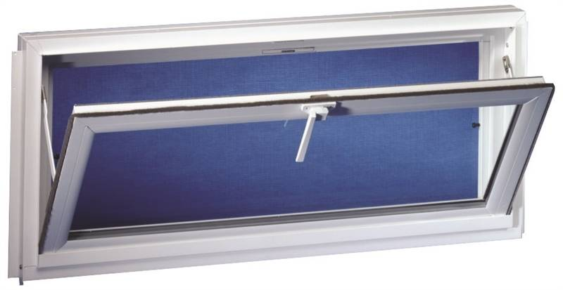 Duocorp 3218comp Basement Window Hopper, 32 X 18 In