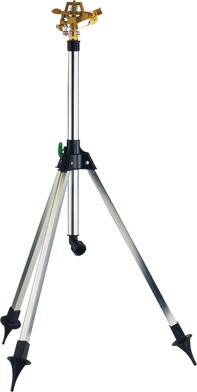 MintCraft RL-8219-3L Tripod Impulse Lawn Sprinkler