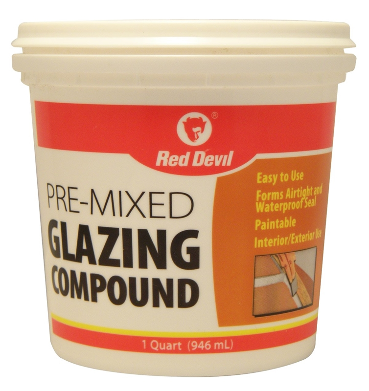 Dap 33 Window Glazing Putty