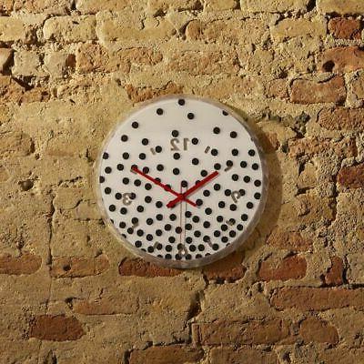 Scopri tutti gli orologi da parete moderni realizzati artigianalmente da arti e mestieri. Clip Orologio Da Parete Moderno Da Cucina Particolare