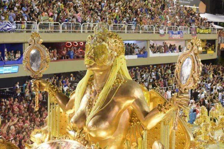 2020巴西狂歡節:盛大表演,宣泄快樂|資訊-元素谷(OSOGOO)