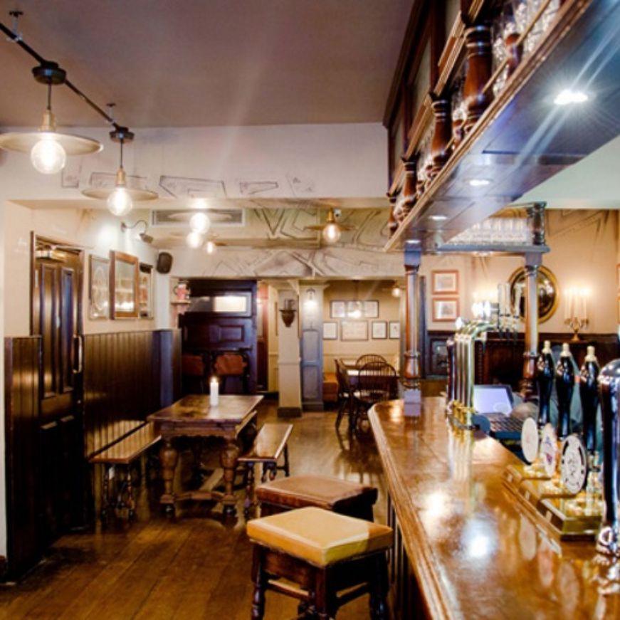 The Punchbowl Restaurant London Opentable