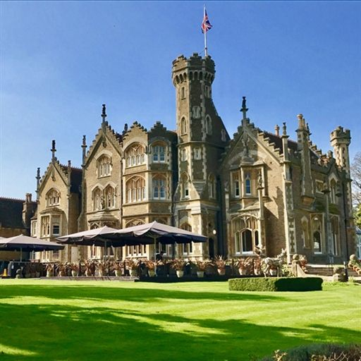 The Dining Room At The Oakley Court Windsor Berkshire
