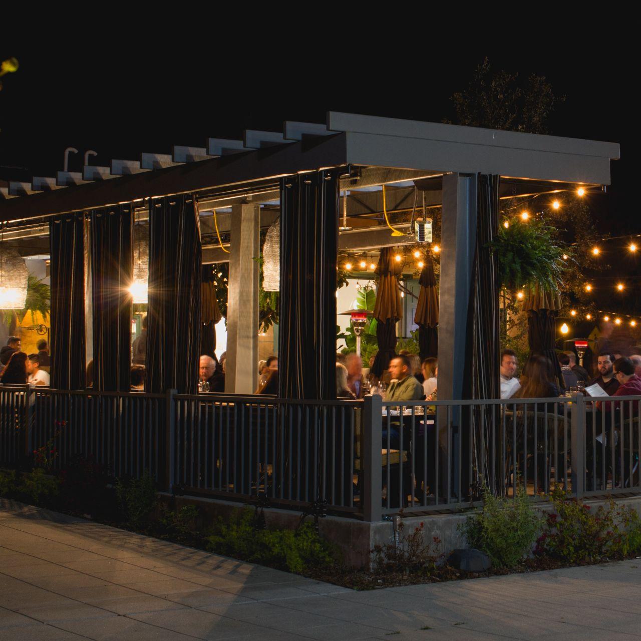 fireside by the patio restaurant san
