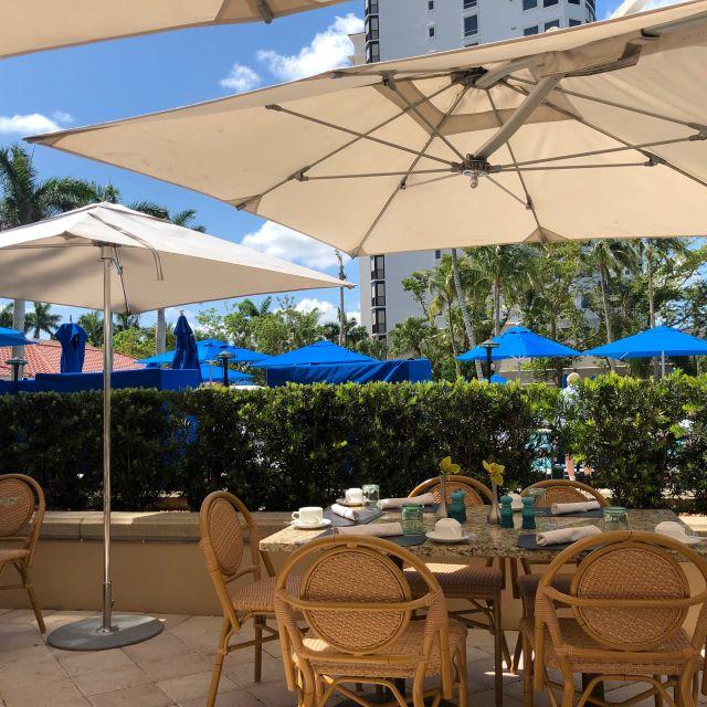Terrazza  The RitzCarlton Naples Restaurant  Naples