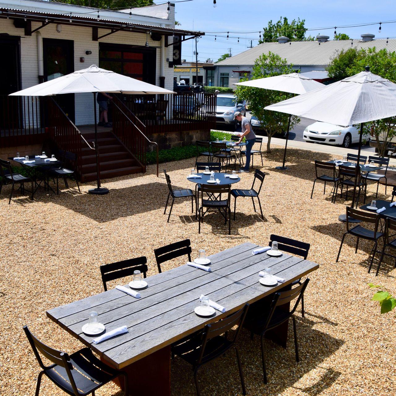 blueprint on 3rd restaurant