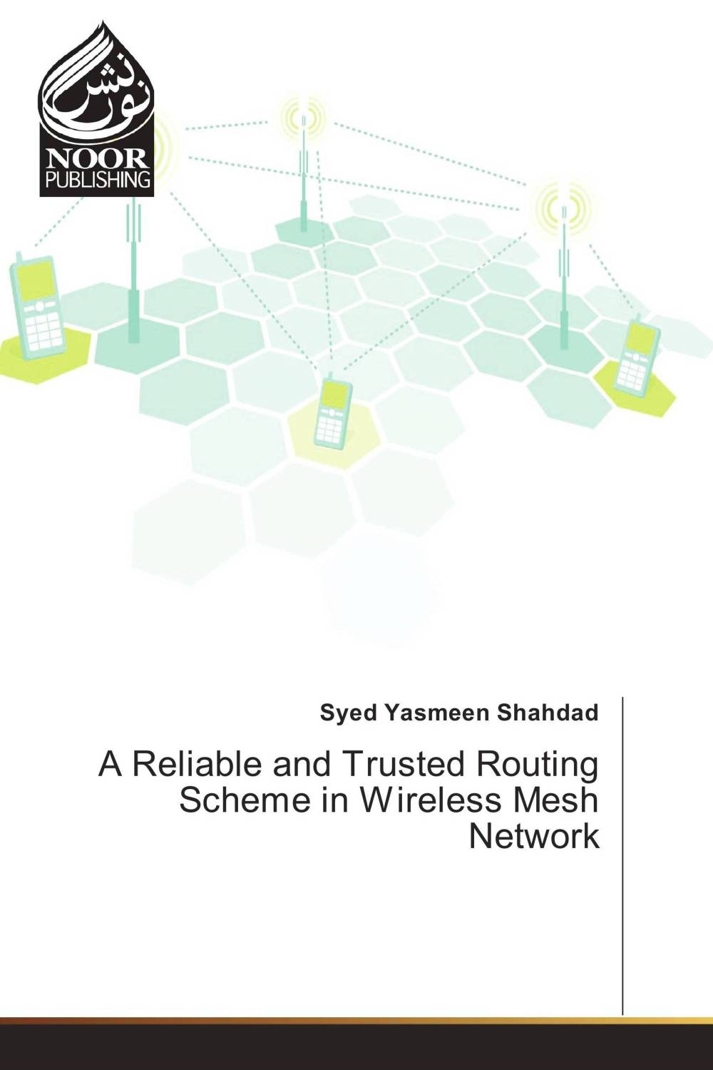 medium resolution of a reliable and trusted routing scheme in wireless mesh network