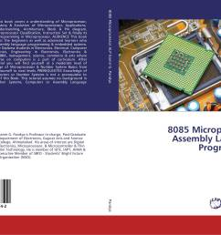 block diagram 8085 microprocessor for polytechnic [ 2000 x 1413 Pixel ]